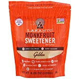 Best Sweeteners For Diabetics - Lakanto Golden Fruit Sweetener 235g Zero Calories, Diabetic Review