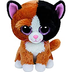 TY - Beanie Boos Tauri, gato, 15 cm, multicolor (United Labels Ibérica 37178TY)
