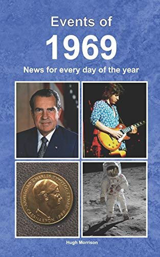 Events of 1969: News for every day of the year