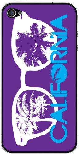 Cellet California Schutzhülle für iPhone 4 / 4S, Violett - 4 Für Iphone Sprint Bildschirm