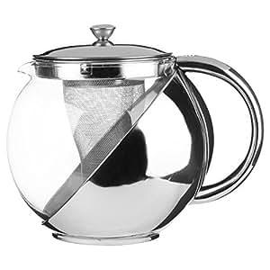 th i re avec infuseur style design capacit 8 tasses cuisine maison. Black Bedroom Furniture Sets. Home Design Ideas