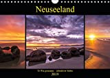 Neuseeland - Attraktiver Süden (Wandkalender 2019 DIN A4 quer): Die Südinsel Neuseelands ist die Insel der Gegensätze. (Monatskalender, 14 Seiten ) (CALVENDO Natur)