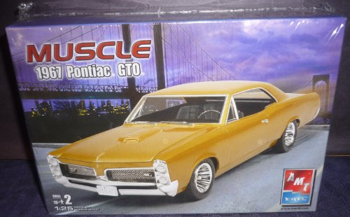 38491-amt-ertl-muscle-1967-pontiac-gto-1-25-scale-plastic-model-kitneeds-assembly