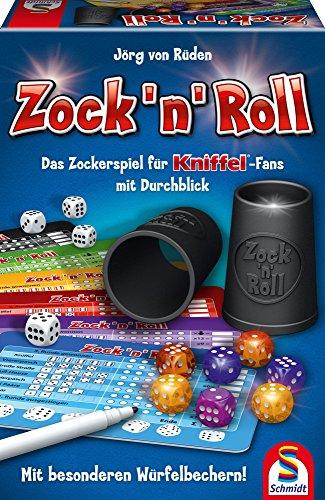 Schmidt Spiele 49320 Zock'n'Roll