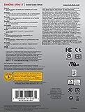 SanDisk Ultra II SSD 240GB Sata III 2,5 Zoll Interne SSD, bis zu 550MB/Sek
