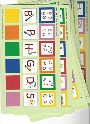Ergänzungskarten Steckfix Set 3 - Vorschule