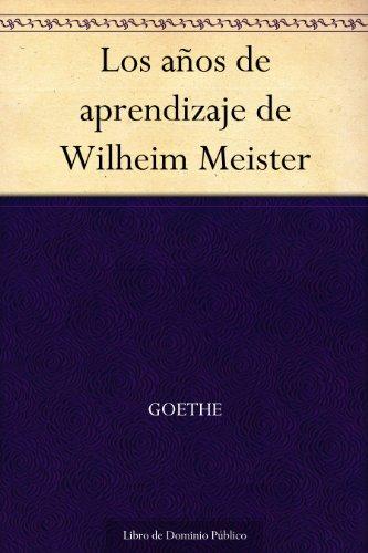 Los años de aprendizaje de Wilheim Meister