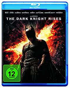 BD * The Dark Knight Rises [Blu-ray] [Import anglais]