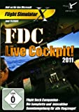 Flight Simulator X - FDC Live Cockpit! 2011