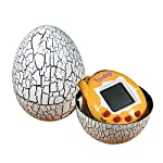 W. Air Cute Cartoon Surprise Egg Elektronisches Haustier Mini Griff Spiel Konsolen Spielzeug weiß