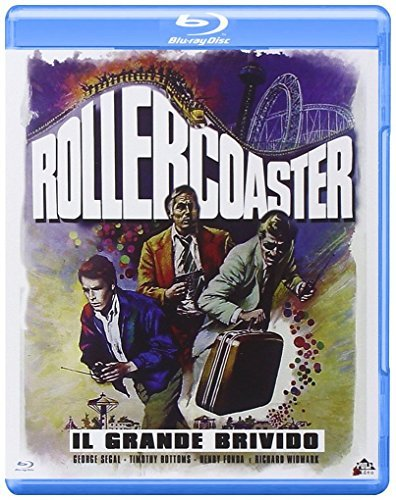 Le Toboggan de la mort / Rollercoaster ( Roller coaster ) [ Origine Italienne, Sans Langue Francaise ] (Blu-Ray)
