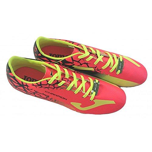Joma - Champion Fg, Scarpe da calcio Unisex – Adulto Arancione