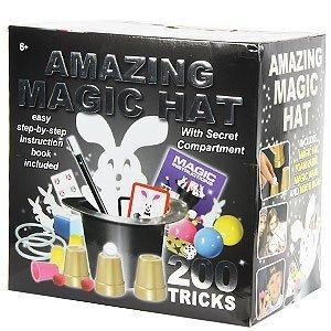 Magic Tricks - Amazing Magic Hat 2000 Trick Magic Set