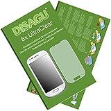 6 x Ultra Clear Displayschutzfolie für Samsung Galaxy S3 Mini Value Edition (I8200)