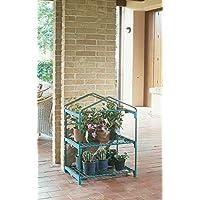 Verdemax 2490 70 x 50 x 92 cm 2 Shelves Azalea Greenhouse