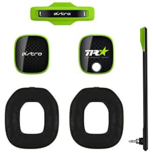 ASTRO Gaming A40 TR Mod Kit For Tournament Noise Isolation - Green