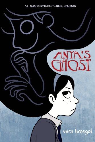 Anya's Ghost por Vera Brosgol