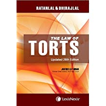 Ratanlal and Dhirajlal's: The Law of Torts