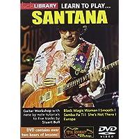 Lick Library: Learn To Play Santana
