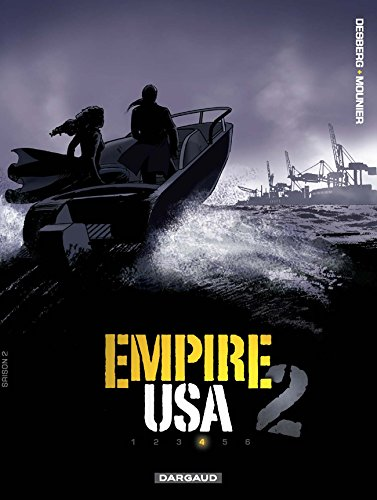 Empire USA - Saison 2 - tome 4 - Sans titre
