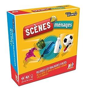 Droles de Juegos de escenas de ménages, los Juegos déjantés-Collection M6Games, 130008029, 0