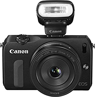 Canon EOS M - Cámara Evil (vídeo Full HD), Color Negro [Importado] (B00LUQ6188) | Amazon price tracker / tracking, Amazon price history charts, Amazon price watches, Amazon price drop alerts