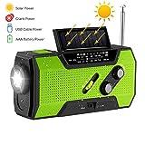 Best Emergency Shortwave Radios - Emergency Solar Hand Crank Self Powered Emergency Radio Review