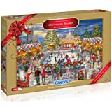 Gibsons Limited Edition 2014 Christmas Market Jigsaw Puzzle (1000 Pieces)