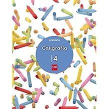 Cuaderno 4 de caligrafía. Primaria - 9788467592597