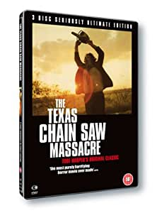 The Texas Chain Saw Massacre [DVD] [1974]