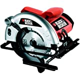 Black & Decker CD601-QS - Sierra circular (1100 W, 230 V)