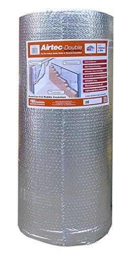 Airtec Luftpolsterfolie, mehrlagig, 1.050mmx25mx7,2mm