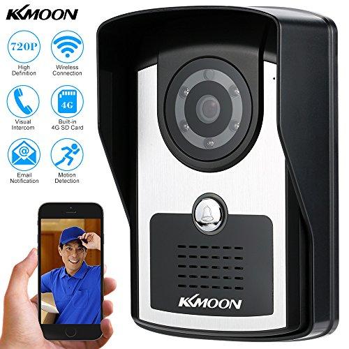 KKMOON Wireless Video Door Phone Indoor | Offer of the day