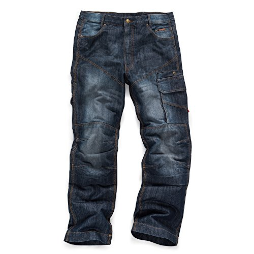 SCRUFFS TRADE JEANS denim