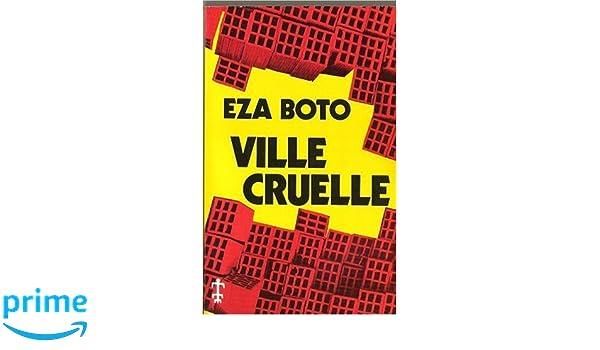 VILLE BOTO D CRUELLE EZA LE ROMAN TÉLÉCHARGER
