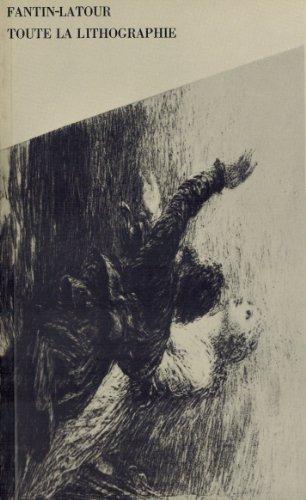 Fantin-Latour. Catalogue Raisonn?? de l'oeuvre lithographique du ma??tre [et] toute la lithographie. (French Edition) by Germain H??diard (1980-06-01)