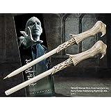 Harry Potter Voldemort Wand Pen And Bookmark (accesorio de disfraz)