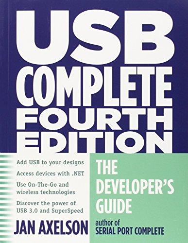 Preisvergleich Produktbild USB Complete: The Developer's Guide (Complete Guides Series)