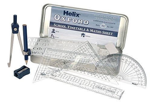 Helix Oxford Maths Set, ORIGINAL