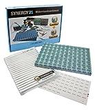 Synergy 21 SMD Widerstandssortiment E12 SMD 0603 1% SET