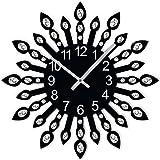 #9: Divyacraft analog wall clock (12x12)