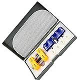 Uokoki Opener Kit-Uhr-Kasten-Armbanduhr Reparatur-Werkzeug-Satz hintere Abdeckung öffnen Batteriewechseleinrichtungen