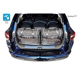 CAR Bags Auto-Taschen MASSTASCHEN ROLLENTASCHEN Renault Talisman GRANDTOUR, 2016- - KJUST