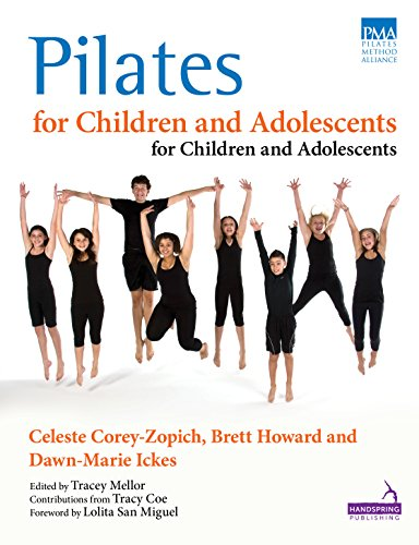 Pilates for Children and Adolescents (English Edition)