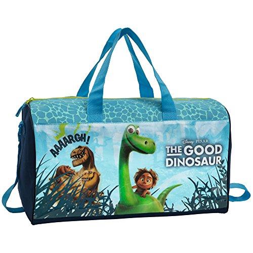 El Viaje de Arlo The Good Dinosaur Bolsa de Viaje, Color Azul, 21.17 Litros