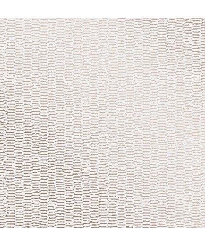 Fine Décor fd42247Monaco Horizontal Textur, Rose Gold - Horizontale Textur Wallpaper