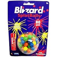 Blizzard Splat Balls by sport Tech