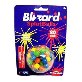 Blizzard Splat Balls by...