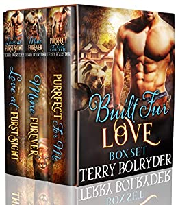 Built Fur Love Box Set (English Edition) van [Bolryder, Terry]