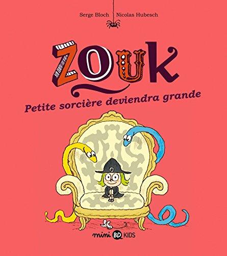 Zouk, Tome 12: Petite sorcière deviendra grande